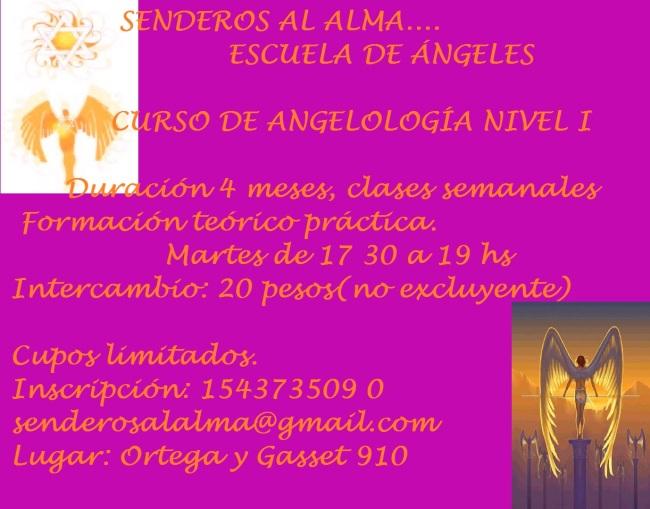 curso ángeles