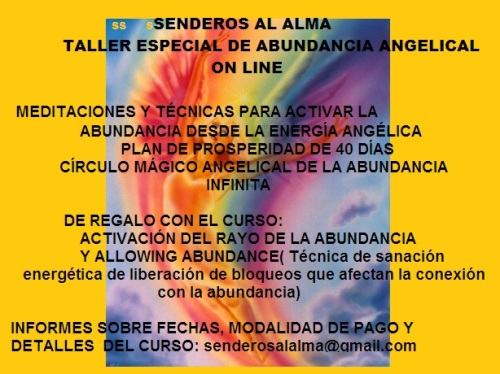 ABUNDANCIA ANGELICAL ON LINE
