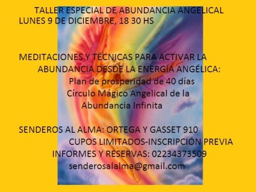 curso abundancia angelical