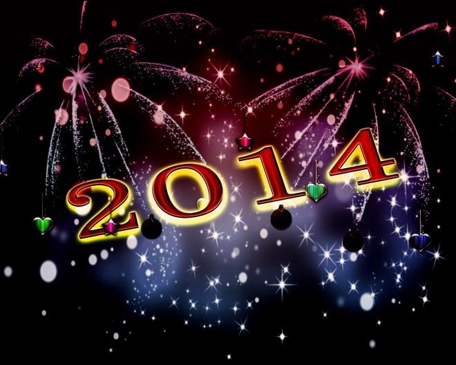 Fondos de pantalla de año nuevo 2014 (4)