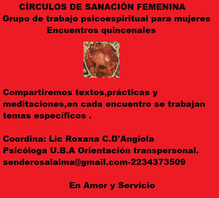 circulos femeninos!