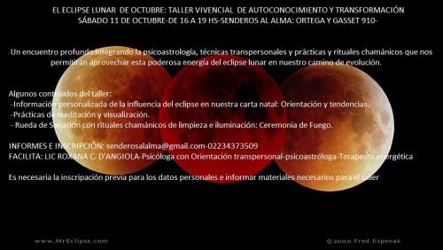 taller eclip octubre