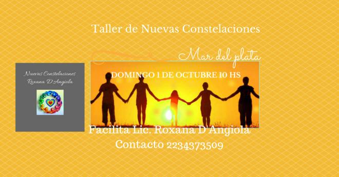 CONSTELACIONES 1 DE OCTUBRE