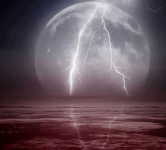 Eclipse Total de Luna , Julio 27 de2018