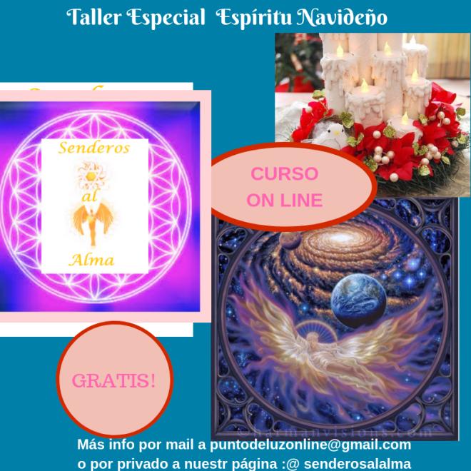 ESPÍRITU NAVIDEÑO TALLER
